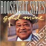 Gold mine cd musicale di Roosevelt Sykes
