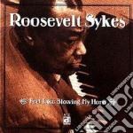 Roosvelt Sykes - Feel Like Blowing My Horn cd musicale di Sykes Roosvelt