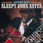 Newport blues cd musicale di Sleepy john estes