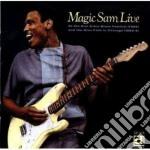 Live cd musicale di Sam Magic