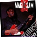 The legacy - sam magic cd musicale di Sam Magic