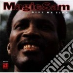 Give me time cd musicale di Sam Magic