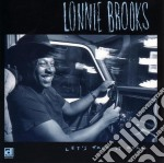 Let's talk it over cd musicale di Lonnie Brooks