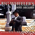 With the ice cream men cd musicale di Big wheeler's bone o
