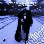 Jimmy Lee Robinson & Ice Cream Men - Lonely Traveller cd musicale di Jimmy lee robinson &