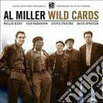 Wild cards - kent willie cd musicale di Miller Al