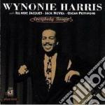 Everybody boogie - cd musicale di Wynonie Harris