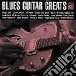 Blues guitar greats - cd musicale di Magic sam/l.allison/b.guy & o.