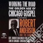 Working the road - gospel cd musicale di Anderson Robert