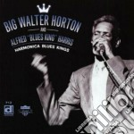 Harmonica blues king - horton walter cd musicale di Big walter horton & alfred har