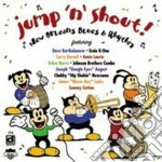 New orleans blues & rhyth - cd musicale di Jump'n'shout