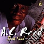 Junk food - reed a.c. collins albert cd musicale di A.c.reed & albert collins