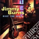 Night time again - cd musicale di Jimmy Burns