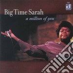 Big Time Sarah - A Million Of You cd musicale di Big time sarah