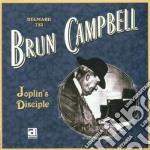 Joplin's disciple - cd musicale di Campbell Brun