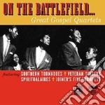 On The Battlefield - Great Gospel Quartets cd musicale di Joner's five trumpet
