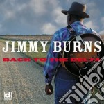 Back to the delta cd musicale di Jimmy Burns