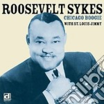 Chicago boogie cd musicale di Roosvelt sykes + 9 b
