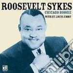 Roosvelt Sykes + 9 Bt - Chicago Boogie cd musicale di Roosvelt sykes + 9 b