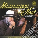 One eye open - live at rosa's lounge, chicago - cd musicale di Heat Mississippi