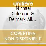 BLUES BRUNCH AT THE MART cd musicale di MICHAEL COLEMAN & DELMARK ALL ST
