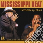 HATTIESBURG BLUES cd musicale di MISSISSIPPI HEAT