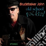 Old school rockin' cd musicale di John Studbaker