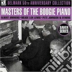Masters of boogie piano cd musicale di A.ammons/m.l.lewis/p