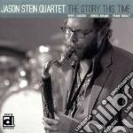 The story this time cd musicale di Jason stein quartet