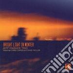 Bright light in winter cd musicale di Jeff parker trio