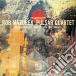 Stellar pulsations cd musicale di Rob mazurek plusar q