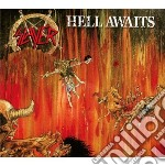HELL AWAITS cd musicale di SLAYER