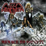 MENACE TO SOCIETY                         cd musicale di Borden Lizzy