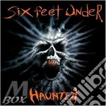 HAUNTED                                   cd musicale di SIX FEET UNDER