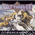 MERCENARY                                 cd musicale di Thrower Bolt