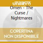 The curse cd musicale di Omen