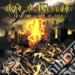 God Dethroned - Into The Lungs Of Hell cd musicale di Dethroned God