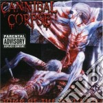 TOMB OF THE MUTILATED cd musicale di Corpse Cannibal