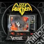 Lizzy Borden - Visual Lies cd musicale di Borden Lizzy