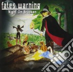 NIGHT ON BROCKEN cd musicale di WARNING FATES