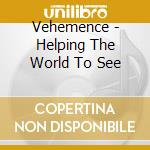 Helping the world to see cd musicale