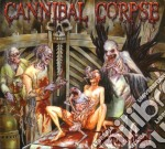 Cannibal Corpse - The Wretched Spawn cd musicale di Corpse Cannibal