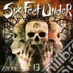 13                                        cd musicale di SIX FEET UNDER