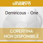 ONE(HELLBOUND) cd musicale di DEMIRICOUS