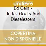 Judas goats & dieseleaters cd musicale