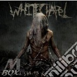 Whitechapel - This Is Exile cd musicale di WHITECHAPEL