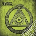 SURVIVAL                                  cd musicale di BORN FROM PAIN