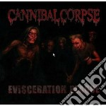 EVISCERATION PLAGUE cd musicale di Corpse Cannibal