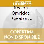 OMNICIDE - CREATION UNLEASHED             cd musicale di NEAERA