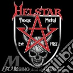 Rising from the grave cd musicale di HELSTAR